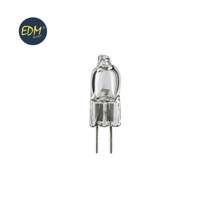 Bombilla bi-pin g-4 12v 10w edm