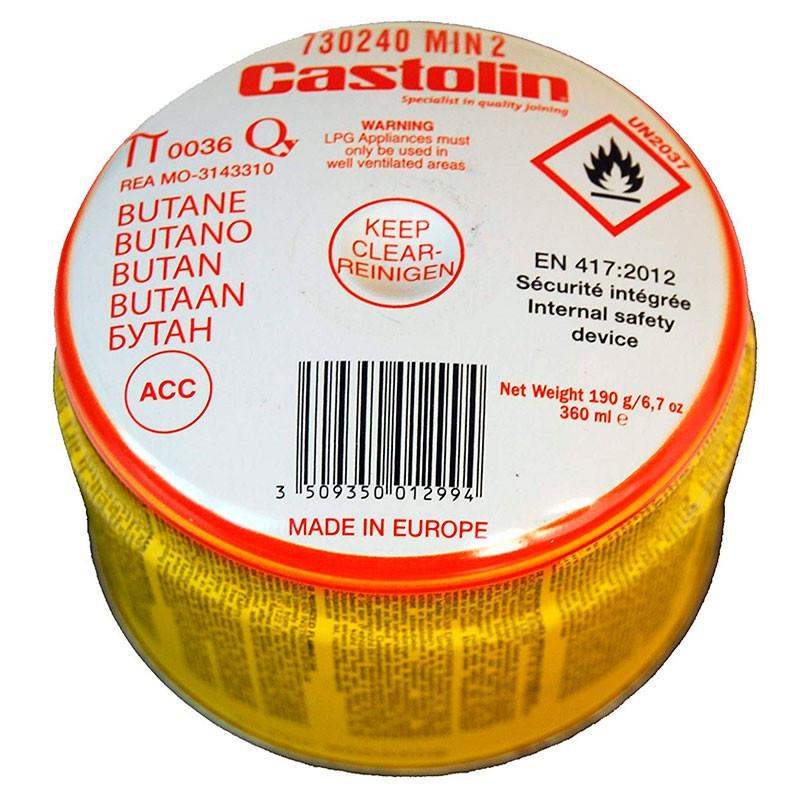 Cartucho Gas Butano Castolin 730240 Min2