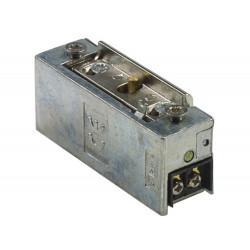 Cuerpo Cerradero Eléctrico Con Inhibidor Modelo 19 Inox de Amig