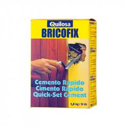 BRICOFIX Cemento Rápido 1,3 Kg Quilosa