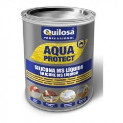 AQUA PROTECT SILICONA MS Líquida 5Kg Gris.