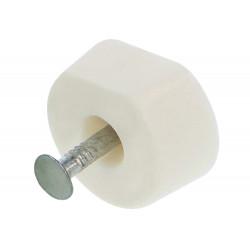 Soporte Blanco Ø15mm. de Amig