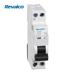 Magnetotermico revalco 1polo+ neutro 20a (estrecho)