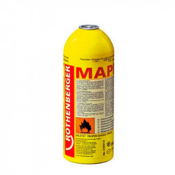 Cartucho Rothenberger MAPP 750 ML.
