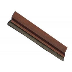 Burlete 2-1000 Aluminio 1000mm. Sapelly de Amig