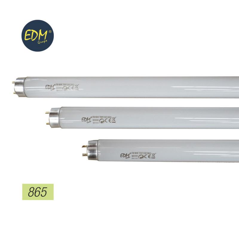 Tubo fluorescente 36w trifosforo 865k edm