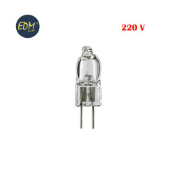 Bombilla bi-pin 220-240v 50w edm