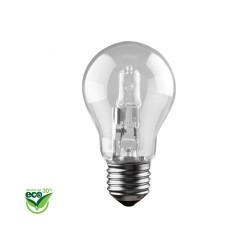 "Bombilla halogena standard ""energy saver"" e27 105w (equ. 150w) clara"