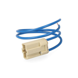 Portalamparas 250 v base g-9  10cm cable