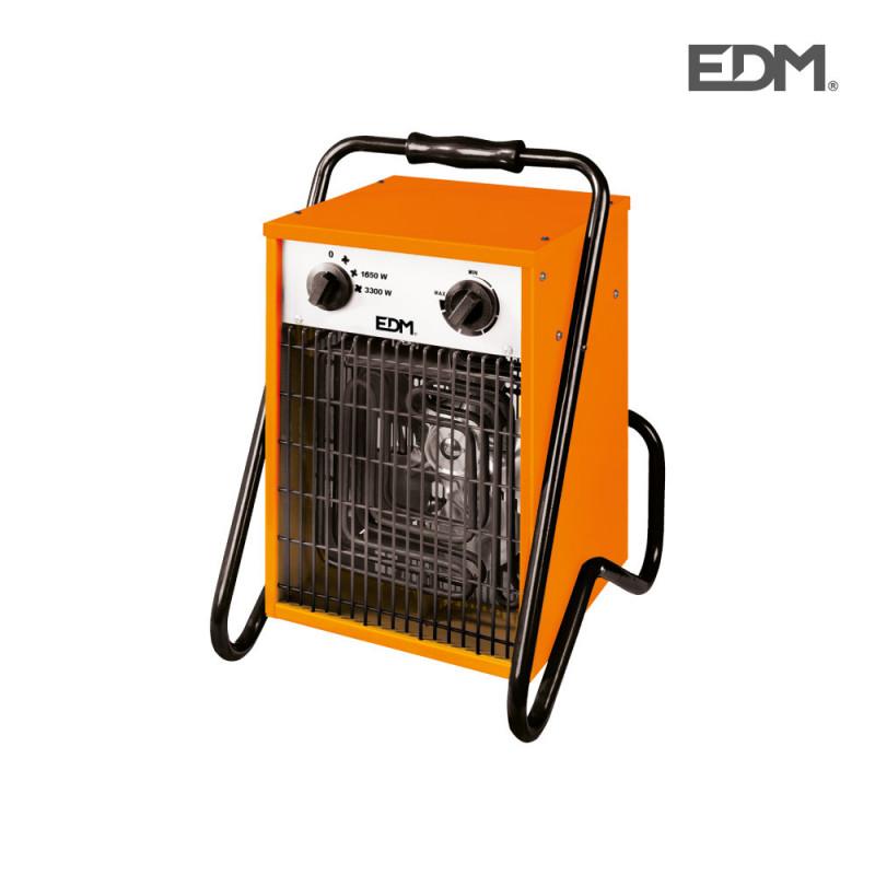 "Calefactor industrial ""industry series"" - 3300w - edm"
