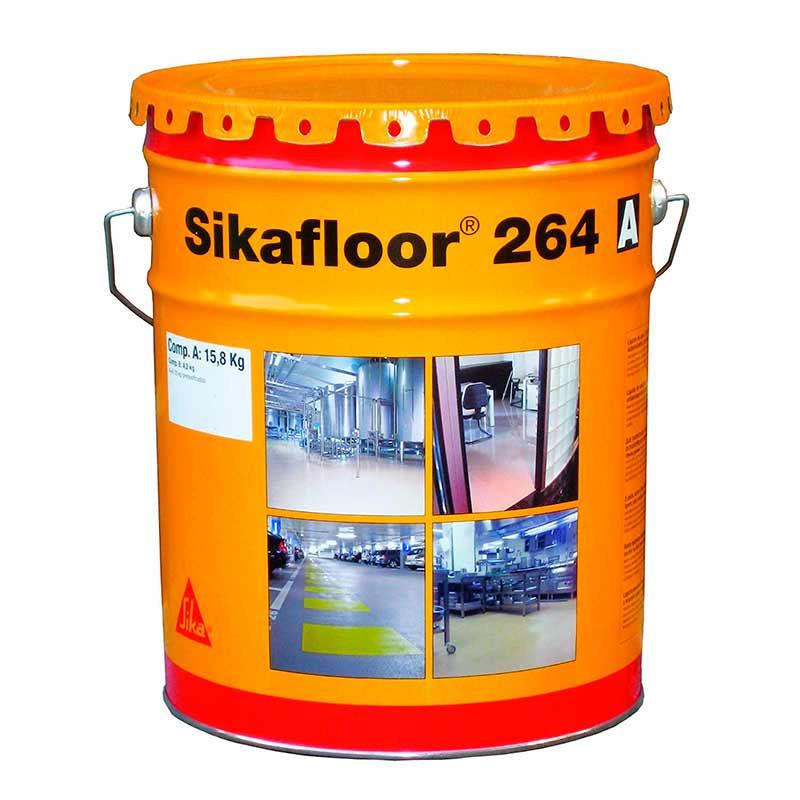 Sikafloor 264 LOTE 20 Kg Sika