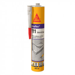 SIKAFLEX-111 STICK & SEAL Gris 290 ml Sika
