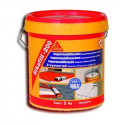 SIKAFILL-200 FIBRAS 5 KG Sika