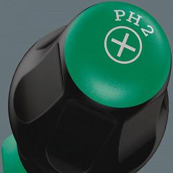 DESTORNILLADOR  PHILLIPS PH0X60 mm Wera
