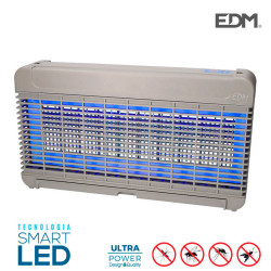 Mata insectos led profesional 11w 75m2 edm