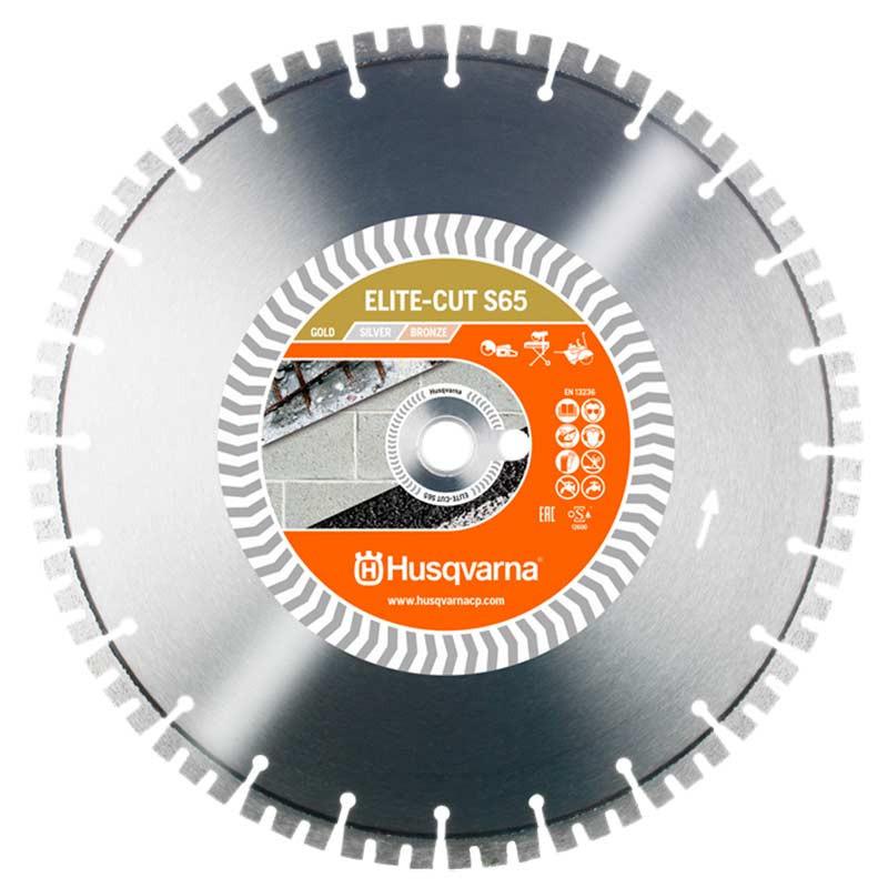 DISCO CORTE E-CUT S65 350  12  25.4-20 350 12 25.4-20 Husqvarna