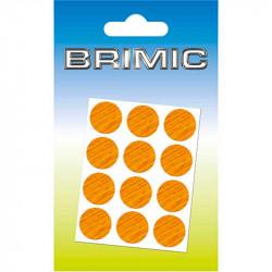 Tapón Adhesivo Cabeza Tornillos 17mm Roble Brimic