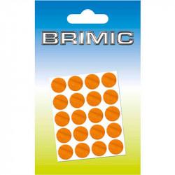 Tapón Adhesivo Cabeza Tornillos 13mm Cerezo Cl Brimic