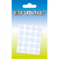 Lagrima Adhesiva 13x4mm Transparente Brimic