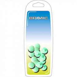 Tapón Plástico Tornillo 5mm Blanco Brimic