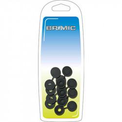 Tapón Envolvente Plástico Gris Brimic