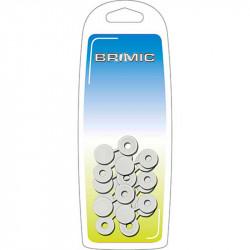 Tapón Envolvente Plástico Blanco Brimic