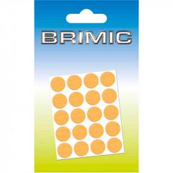 Tapón Adhesivo Cabeza Tornillos 13mm Haya Brimic