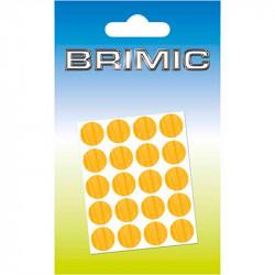 Tapón Adhesivo Cabeza Tornillos 13mm Pino Brimic