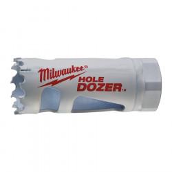 Corona bimetálica Hole Dozer Holesaw 22mm. Milwaukee