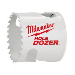 Corona bimetálica Hole Dozer Holesaw 25mm. Milwaukee