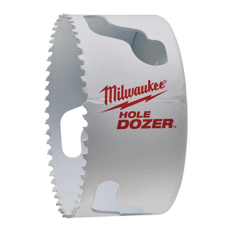 Corona bimetálica Hole Dozer Holesaw 98mm. Milwaukee