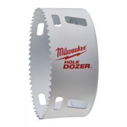 Corona bimetálica Hole Dozer Holesaw 114mm. Milwaukee