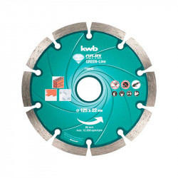 Disco Corte Diamante 125x22mm Cutfix Einhell