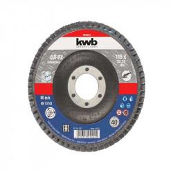 Disco de Láminas Cutfix 115x22 Grano 80 Einhell