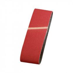 3 Bandas Abrasivas 75x533mm Grano 120  Einhell