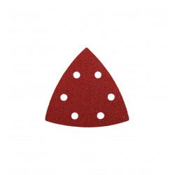 Pack 20 Abrasivos Triángulo 93mm Grano 60 Velcro Einhell