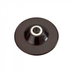 Plato De Goma Para Disco Fibra 125mm Rosca M14 Einhell