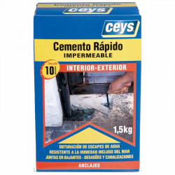 Cemento Blanco Construcceys 1,5kg Ceys