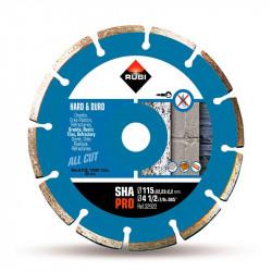Disco diamante segmentado SHA 115 PRO