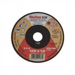 Disco FCD-FHP 125x1x22,23 INOX Fischer