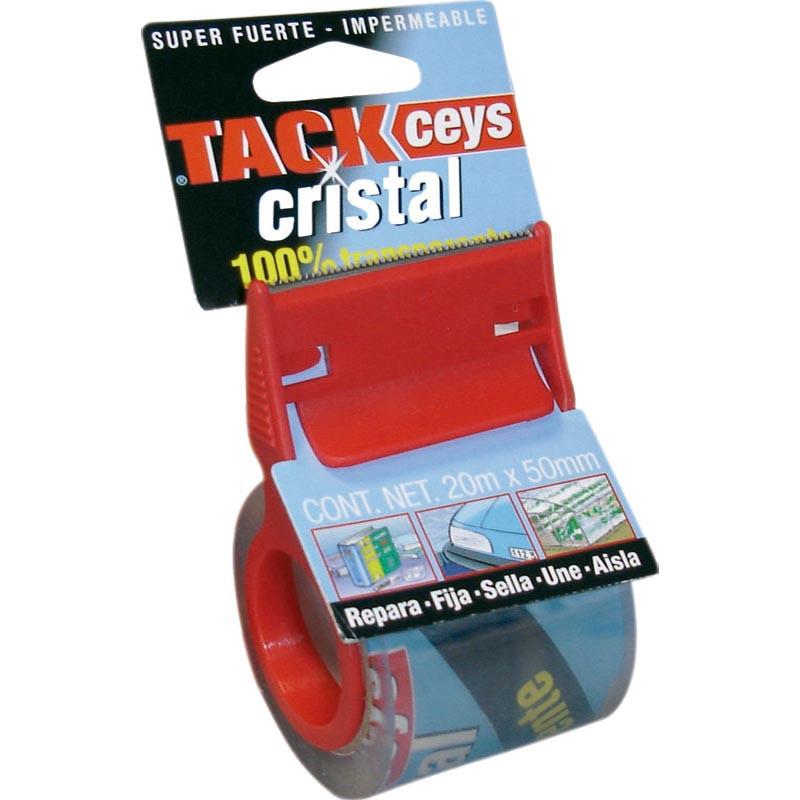 Tackceys Cristal Cinta Adhesiva Ceys