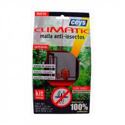 CLIMATIC Malla Anti-Insect Ventana Ceys
