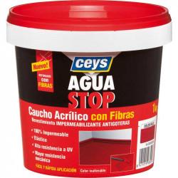 Impermeabilizante Aguastop Caucho Fibras Ceys