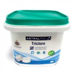 Cloro Multiacción en pastillas 250gr sin Bórico. AstralPool