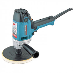 Pulidora de disco 180mm Makita