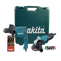 Kit Combo GA4530R + HP1631 Makita