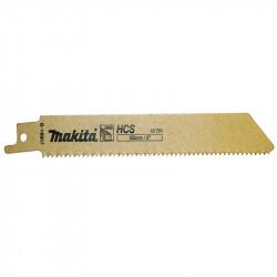 Sierra de sable 152mm 10TPI 5pcs Makita