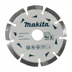 Disco de diamante DIAMAK segmentado 125mm Makita
