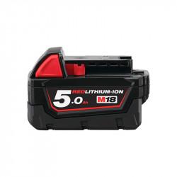 Batería Red Lithium-ion M18 B5 5.0AH Milwaukee