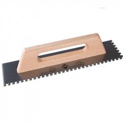 Mango de madera cerrado 48 cm 8x8 Rubi